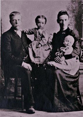 King Family Photograph, circa 1900
