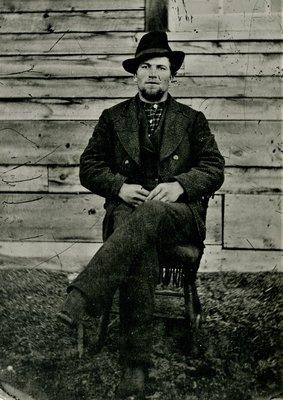 Dan MacBain, circa 1910