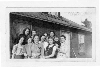 Princess Margaret Junior Women's Institute, 1949
