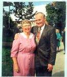 Marjorie and Gordon Hern, circa 1985