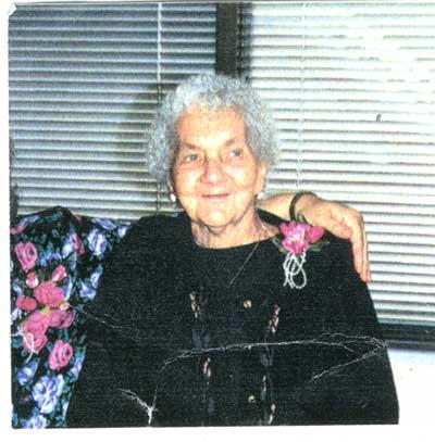 Gertrude Jeanine Bouchard (Bellerose), Circa 1973