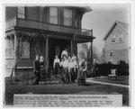 Methodist Church Ladies Aid Meeting, circa 1900