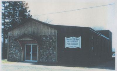 Thessalon Bible Chapel, circa 1960