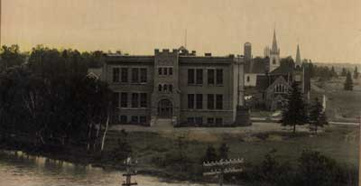 Public School, Thessalon, circa 1920
