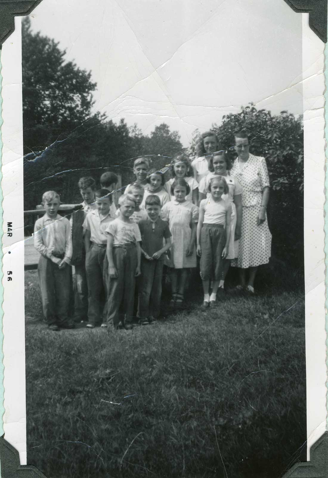 Group Photo, 1956
