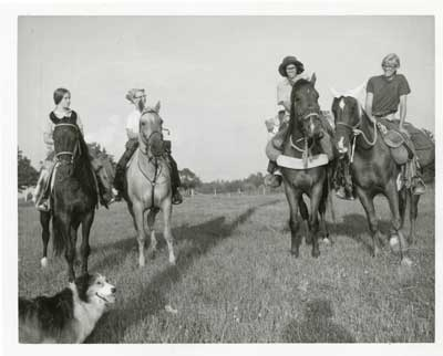 Four Thessalon Riders, 1973