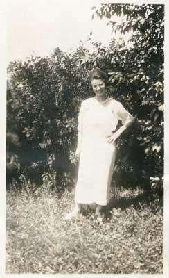Muriel McPhee, circa 1930
