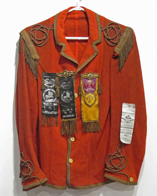 Loyal Orange Lodge Uniform Jacket, 1900's