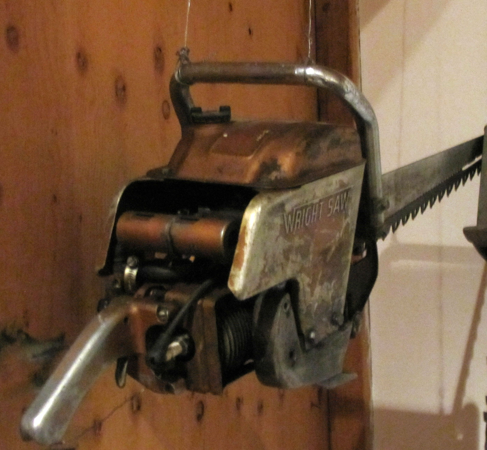 Wright Chainsaw (Model GS 2520)