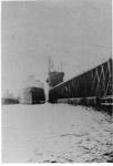 Unloading Coal - Jackfish (~1920)