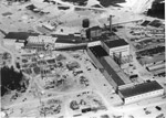 Aerial View of Kimberly Clark Pulp and Paper Co.