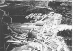 Aerial View of Mill Site