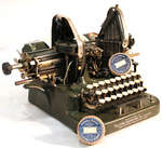 Oliver Typewriter with Typewriter Ribbons