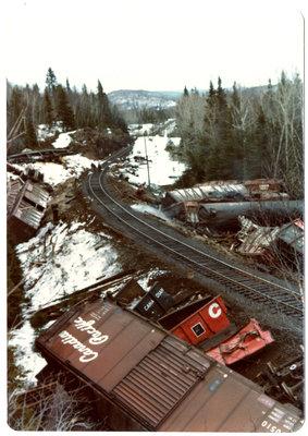 1978 Train Wreck