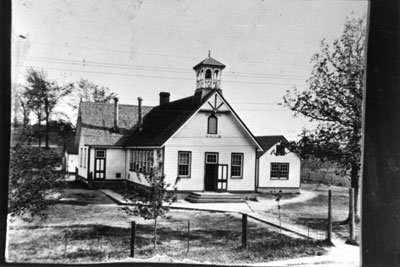 Sulphide School House (Township of Hungerford)
