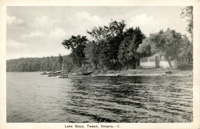 Lake Stoco, Tweed, Ontario