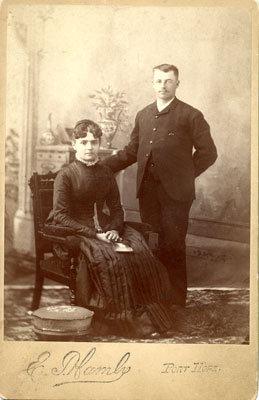 Mr. & Mrs. Manchester Ketcheson