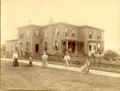 Ketcheson Homestead