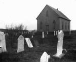 Old Presbyterian Church, ca.1889.  Cavendish, P.E.I.