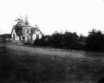 Exterior of New Baptist Church, ca.1902.  Cavendish, P.E.I.