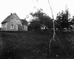 Baptist Parsonage.  Exterior view, ca.1890's.  Cavendish, P.E.I.