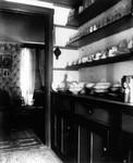 Park Corner view of pantry, ca.1890's.  Park Corner, P.E.I.