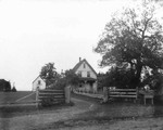 George R. MacNeill's home, ca.1898.  Cavendish, P.E.I.