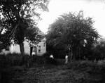 Close up of Amanda MacNeill's home, ca.1897.  Cavendish, P.E.I.