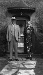 Ewan and Lucy Maud Montgomery portrait, Toronto, ON.