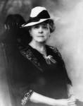 Lucy Maud Montgomery age 61, 1935,  Toronto, ON.