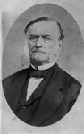 Lucy Maud Montgomery's grandfather Montgomery, ca.1870's.