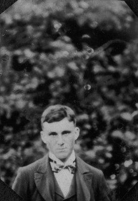 George Campbell ca. 1896.  Cavendish, P.E.I.
