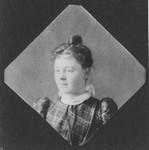 Nettie Millar, ca.1890's.  Cavendish, P.E.I.