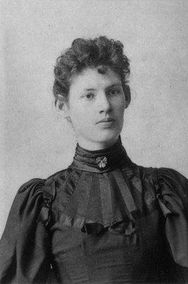 Maud Hayes, ca.1890's.  Bideford, P.E.I.