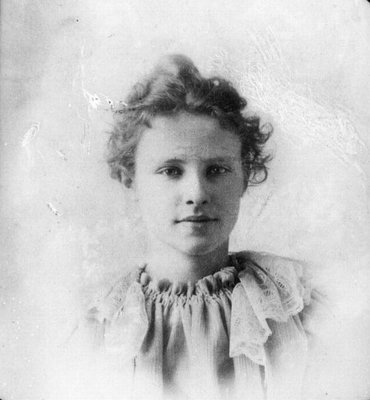 Daisy Williams, ca.1895 , Bideford, P.E.I.