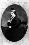 Lucy Maud Montgomery's grandmother Montgomery, ca.1870's.