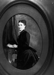 Aunt Annie Campbell, ca.1890's.  Cavendish, P.E.I.