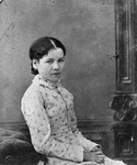 Lucy Maud Montgomery's mother as a child or possibly Lucy Maud Montgomery's aunt Emily Mcneill