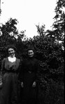 Mrs. Alec MacNeill & Mrs. Albert MacNeill, ca.1910.  Cavendish, P.E.I.