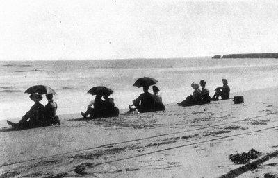 View of North Shore, ca.1890's.  Cavendish, P.E.I.