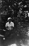 Unidentified woman, ca.1920?  Cavendish, P.E.I.