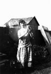 Lily Meyer, ca.1918. Leaskdale, ON.