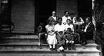 Group at Roselawn, ca.1920.  Bala, ON.