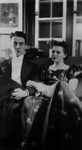 Stuart Macdonald & girlfriend Margaret Cowan, Toronto years.