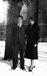 Chester & Marion Webb, ca.1930.  Norval, ON.