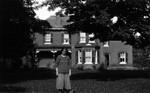 Myrtle Webb, ca.1927.  Norval, ON.