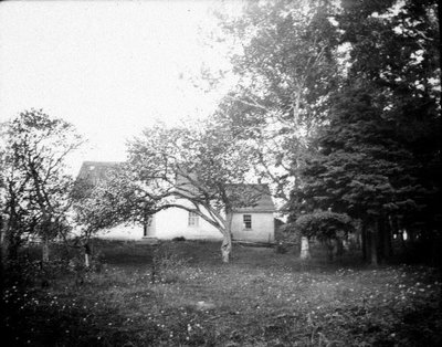 View of Old home, Cavendish, P.E.I.  ca.1880's.
