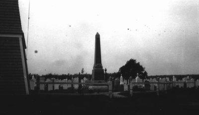 Cemetery, Geddie Memorial, P.E.I.