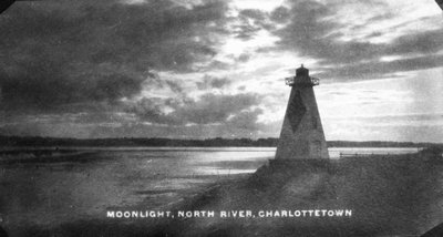Moonlight, North River, Charlottetown, P.E.I.