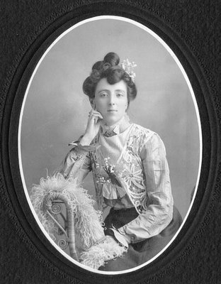 Lucy Maud Montgomery age 29, 1903.